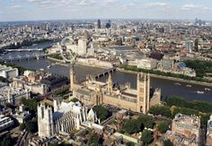 Breathtaking Photos Of London From Above | Londonist