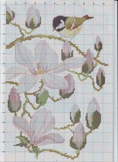 Gallery.ru / Фото #7 - 141 февраль 2007 - anfisa1 Cross Stitch Cards, Cross Stitching, Cross Stitch Embroidery, Embroidery Patterns, Tiny Cross Stitch, Cross Stitch Flowers, Crochet Cross, Beaded Cross, Cross Stitch Designs