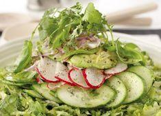 KitchenAid Stand Mixer recipe - Italian summer salad