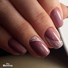 Nail Shapes - My Cool Nail Designs Classy Nails, Stylish Nails, Simple Nails, Trendy Nails, Acrylic Nail Shapes, Best Acrylic Nails, Orange Nail Designs, Cool Nail Designs, Manicure E Pedicure