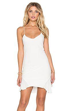 Tigerlily Nesebar Dress in White