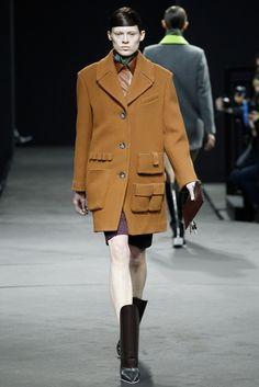 Alexander Wang Fall 2014 Ready-to-Wear Fashion Show - Kassandra Jensen