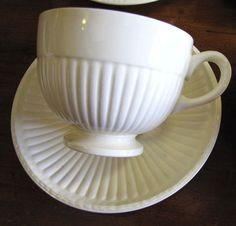 In my opinion, the most beautiful china pattern in the world ~ Wedgwood Edme. Elegant without being overstated