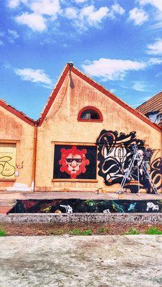 Street art vu lors d