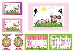 Free Printable Fairy set