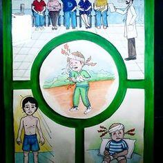 Lámina para exponer sobre las enfermedades en Inglés. Poster about illneses. English class.   #misdibujos #laminaparaexposicion #illneses #lamina #recursosparaelmaestro #materialdidactico #didacticalresources #Englishclass #clasedeingles #escuela #colegio