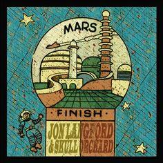 Jon Langford: Mars EP