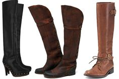 Curvy Girl Guide to Wide Calf Boots