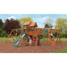 Costco: Cedar Summit ™ Cedarhill Resort Play System