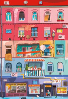 Zsolt Vidak is an award winning illustrator, stamp designer, comic artist. His Budapest cityscapes and personal artworks are available in limited edition giclée prints. Iphone Skins, Iphone 8, Winter Art, Comic Artist, Cool Artwork, Budapest, Framed Art Prints, Vinyl Decals, Behance