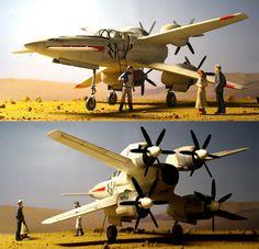 Dieselpunk: X Airfoil Plane