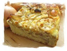 Bretzel & Café Crème: Zwiebelkuchen