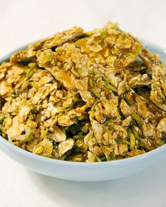 Passover Pistachio Brittle Recipe