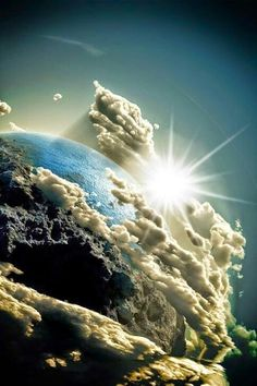 Cool earth pic