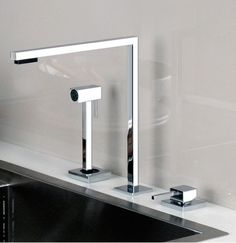 Minimo Kitchen Faucet by Gessi