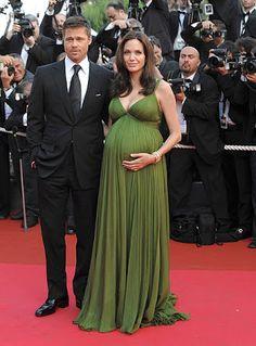 look pregnant angelina jolie - Pesquisa Google