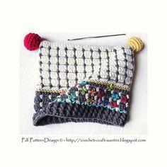 Fair Isle Hat with Crochet Balls pattern by Ingunn Santini, pattern ~$7.07