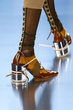 Maison Margiela Couture Fall Winter 2015 Paris - NOWFASHION                                                                                                                                                                                 More
