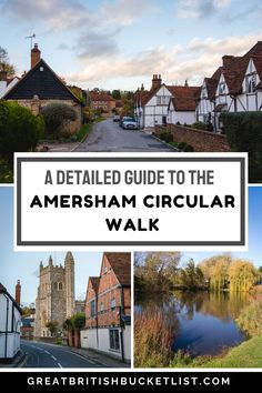 The Amersham Circular Walk is without a doubt one of the best walks in the Chilterns. Stopping off at cute villages like Penn Street and Little Missenden, this is such an amazing walk to do in Buckinghamshire. This guide has all the info to help plan your day here. #Amersham #AmershamWalk #ChilternHills #ChilternHillsWalk #ChilternWalk #Buckinghamshire #BuckinghamshireWalk #England #UK Best Places To Travel, Places To Visit, Amazing Destinations, Travel Destinations, Norfolk Broads, Travel Inspiration, Travel Ideas, Travel Guide, Things To Do In London