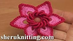 The Crocodile Flower.Top 10 FREE granny square patterns by The - YouTube