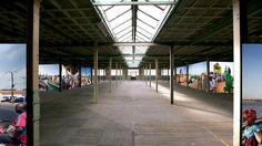 In een voormalig magazijn op het Zaanse Hembrugterrein opent deze zomer het gigantische Streets of the World Photo Museum. In het museum zijn exclusie