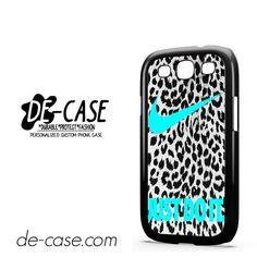 Nike Leopard Just Do It DEAL-7908 Samsung Phonecase Cover For Samsung Galaxy S3 / S3 Mini