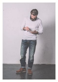 • BASED ON A TRUE STORY • THE SS14 COLLECTION Pant. Cod. GALLATA M0069.517.S5 / REGULAR FIT SUPER USED http://www.uniformjeans.it/