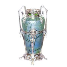 19th century Art Nouveau Loetz vase