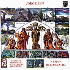 Jorge Ben (Jor) A Tabua de Esmeralda.