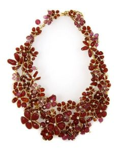 chanel gripoix collar...I was underbidder on this at the Leslie Hindman auction...*sigh*