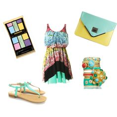 """""""summer"""" by ellyfasano94 on Polyvore"""