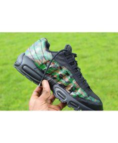 3b4e1bae1a8 Cheap Nike Air Max 95 In Black And Camo Trainer Air Max 95 Mens