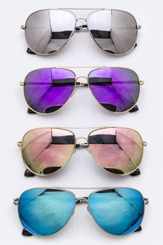 Aviating Away The Day Sunglasses
