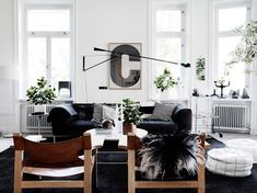 Sophisticated Scandinavian Style