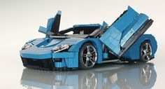 Ford GT – Picture Special Legos!!!