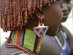 Africa   Fashion Accessories of the Hamer. Ethiopia   © Mario Jorge Lopes