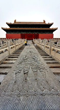 Forbidden City, Beijing, China (by liquidkingdom on Flickr)