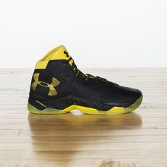 Under Armour Curry 2 Boys' Toddler Basketball Shoes