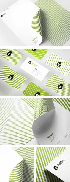 22 ideas for business cars design green brand identity - corporate branding identity Corporate Identity Design, Brand Identity Design, Graphic Design Branding, Stationery Design, Visual Identity, Logo Design, Design Cars, Design Packaging, Identity Branding