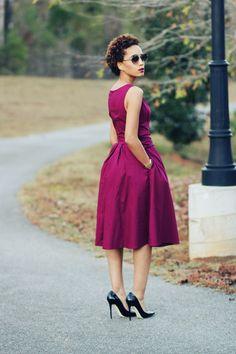 The Perfect Holiday Dress #eshakti