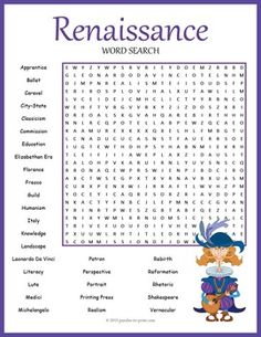 Use this fun and colorful word search worksheet when studying a unit on the…