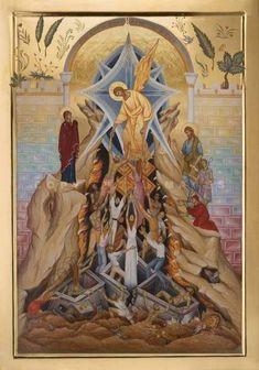 Religious Images, Religious Icons, Religious Art, Monastery Icons, La Madone, Alchemy Art, Jesus Christ Images, Christian Artwork, Religious Paintings