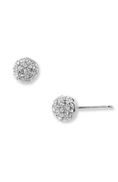 Nadri Small Pavé Stud Earrings available at #Nordstrom