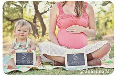 Cute idea if you already have one child!
