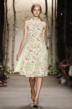 #Honor Spring Summer Ready To Wear 2014 New York #nyfw