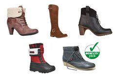 Now Magazine - Ecoholic Sole Searching: the boot guide