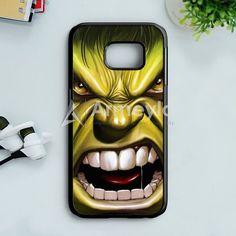 New Incredible Hulk Marvel The Avengers Samsung Galaxy S7 Case | armeyla.com