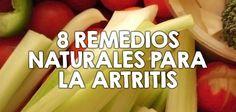 8 remedios naturales para la artritis  http://nutricionysaludyg.com/salud/artritis-remedios-naturales-consejos/