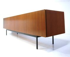 AreaNeo | Dieter Waeckerlin sideboard B40 Behr Germany 1959 - modern-furniture.de - Dieter Wäckerlin - Behr - B-40 lowboard