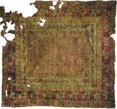 25000 year old rug